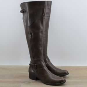 Crown by Born Tall riding boots